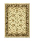 RugStudio presents Loloi Majestic MM-06 Ivory-Mocha Hand-Knotted, Best Quality Area Rug
