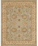 RugStudio presents Loloi Majestic Mm-06 Slate / Beige Hand-Knotted, Best Quality Area Rug