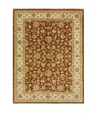 RugStudio presents Loloi Majestic MM-07 Rust-Ivory Hand-Knotted, Best Quality Area Rug