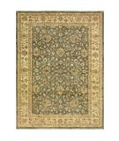 RugStudio presents Loloi Majestic MM-08 Smoke-Beige Hand-Knotted, Best Quality Area Rug