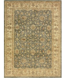 RugStudio presents Loloi Majestic Mm-08 Smoke / Beige Hand-Knotted, Best Quality Area Rug