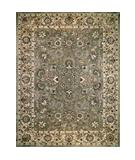 RugStudio presents Loloi Maple MP-01 Green Gold Hand-Tufted, Better Quality Area Rug