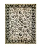 RugStudio presents Loloi Maple MP-04 Beige Black Hand-Tufted, Better Quality Area Rug
