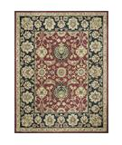 RugStudio presents Loloi Maple MP-15 Burgundy Black Hand-Tufted, Better Quality Area Rug