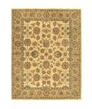 RugStudio presents Loloi Maple MP-22 Beige Gold Hand-Tufted, Better Quality Area Rug