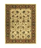 RugStudio presents Loloi Maple MP-27 Ivory Red Hand-Tufted, Better Quality Area Rug