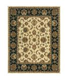RugStudio presents Loloi Maple MP-33 Beige Black Hand-Tufted, Better Quality Area Rug