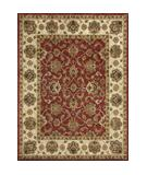 RugStudio presents Loloi Maple MP-36 Red Beige Hand-Tufted, Better Quality Area Rug