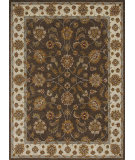 RugStudio presents Rugstudio Sample Sale 68404R Brown / Beige Hand-Tufted, Best Quality Area Rug