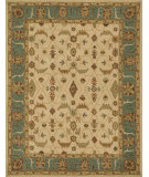 RugStudio presents Loloi Maple MP-56 Ivory / Sea Hand-Tufted, Good Quality Area Rug