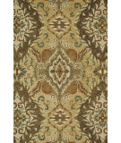RugStudio presents Loloi Madison Mq-04 Gold Hand-Hooked Area Rug