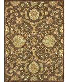 RugStudio presents Loloi Maxwell Mx-01 Brown Hand-Tufted, Best Quality Area Rug