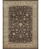 RugStudio presents Loloi Mystique MY-02 Mocha - Flax Machine Woven, Good Quality Area Rug