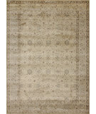 RugStudio presents Loloi Mystique MY-04 Flax - Antique Beige Machine Woven, Good Quality Area Rug