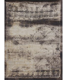 RugStudio presents Loloi Mystique MY-10 Flax - Espresso Machine Woven, Good Quality Area Rug