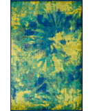 RugStudio presents Loloi Madeline Mz-02 Island Blue Machine Woven, Good Quality Area Rug