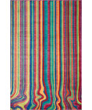 RugStudio presents Loloi Madeline Mz-08 Multi Stripe Machine Woven, Good Quality Area Rug