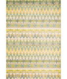 RugStudio presents Loloi Madeline MZ-14 Green / Multi Machine Woven, Good Quality Area Rug