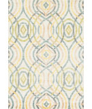 RugStudio presents Loloi Madeline MZ-15 Ivory / Multi Machine Woven, Good Quality Area Rug