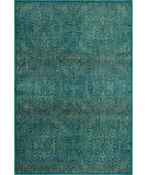 RugStudio presents Loloi Madeline MZ-19 Teal / Multi Machine Woven, Good Quality Area Rug