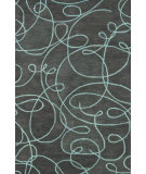RugStudio presents Loloi Nova NV-03 Grey / Mist Woven Area Rug