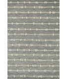 RugStudio presents Loloi Nova NV-04 Grey / Ivory Woven Area Rug