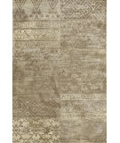 RugStudio presents Loloi Nyla Ny-08 Mocha / Multi Machine Woven, Good Quality Area Rug