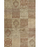 RugStudio presents Loloi Nyla Ny-16 Cinnamon / Beige Machine Woven, Good Quality Area Rug