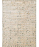RugStudio presents Loloi Nyla NY-24 Stone / Blue Machine Woven, Good Quality Area Rug