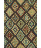 RugStudio presents Loloi Olivia Olvahol02 Brown / Multi Area Rug