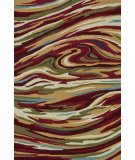 RugStudio presents Loloi Olivia Olvahol04 Red / Multi Area Rug
