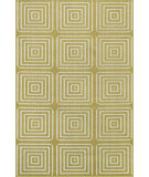 RugStudio presents Loloi Oasis Os-01 Citron / Ivory Machine Woven, Better Quality Area Rug