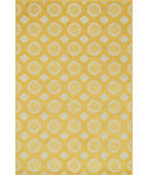 RugStudio presents Loloi Oasis Os-02 Lemon / Ivory Machine Woven, Better Quality Area Rug