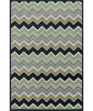 RugStudio presents Loloi Oasis Os-06 Navy / Multi Machine Woven, Better Quality Area Rug