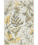 RugStudio presents Loloi Oasis Os-08 Ivory / Citron Machine Woven, Better Quality Area Rug