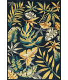 RugStudio presents Loloi Oasis Os-08 Navy / Multi Machine Woven, Better Quality Area Rug