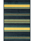 RugStudio presents Loloi Oasis Os-09 Navy / Multi Machine Woven, Better Quality Area Rug
