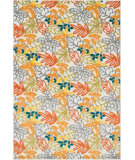 RugStudio presents Loloi Oasis OS-12 Orange / Multi Machine Woven, Better Quality Area Rug