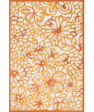 RugStudio presents Loloi Oasis Oasios-13 Orange / Multi Machine Woven, Better Quality Area Rug