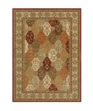 RugStudio presents Loloi Oxford OX-07 Multi Ivory Machine Woven, Best Quality Area Rug
