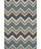 RugStudio presents Loloi Panache Pc-14 Grey - Multi Hand-Tufted, Good Quality Area Rug