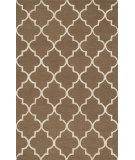 RugStudio presents Loloi Panache Pc-01 Brown / Beige Hand-Hooked Area Rug