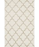 RugStudio presents Loloi Panache Pc-01 Ivory / Beige Hand-Hooked Area Rug