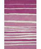RugStudio presents Loloi Piper Pi-02 Tickle Me Pink Machine Woven, Good Quality Area Rug