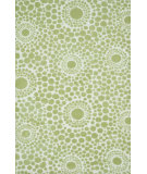 RugStudio presents Rugstudio Sample Sale 92277R Bubble Green Machine Woven, Good Quality Area Rug