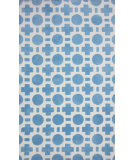 RugStudio presents Loloi Piper Pi-05 Blue Checkers Machine Woven, Good Quality Area Rug