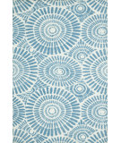 RugStudio presents Loloi Piper Pi-06 Blue Sky Machine Woven, Good Quality Area Rug