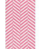 RugStudio presents Loloi Piper PI-08 Bubble Gum Pink Machine Woven, Good Quality Area Rug