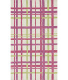 RugStudio presents Loloi Piper Pperpi-11 Purple / Green Machine Woven, Good Quality Area Rug