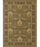 RugStudio presents Loloi Rylan Rl-01 Moss / Brown Machine Woven, Good Quality Area Rug